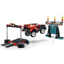 LEGO TECHNIC 42106 TRUCK EN MOTOR