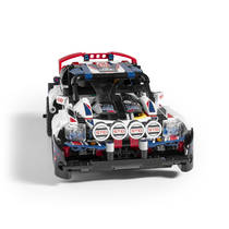 LEGO TECHNIC 42109 TOP GEAR RALLY AUTO
