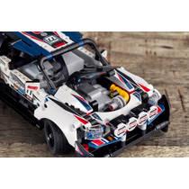 LEGO TECHNIC 42109 TOP GEAR RALLY AUTO