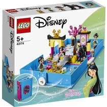LEGO Disney Princess Mulans verhalenboek avonturen 43174