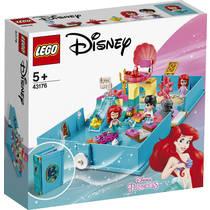 LEGO Disney Princess Ariëls verhalenboek avonturen 43176