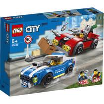 LEGO City politiearrest op de snelweg 60242