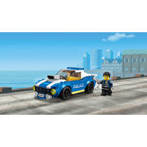 LEGO CITY 60242 POLITIEARREST OP SNELWEG