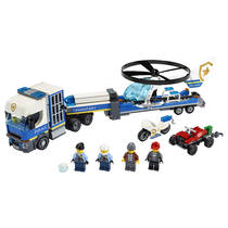 LEGO CITY 60244 HELIKOPTERTRANSPORT