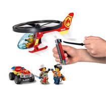LEGO CITY 60248 HELIKOPTER REDDING