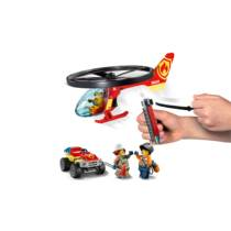 LEGO CITY 60248 HELIKOPTER REDDING