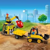 LEGO CITY 60252 CONSTRUCTIEBULLDOZER