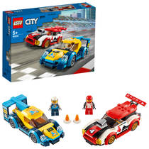 LEGO City racewagens 60256