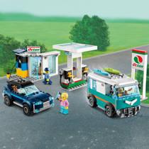 LEGO CITY 60257 BENZINESTATION