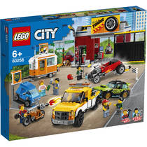LEGO City tuningworkshop 60258