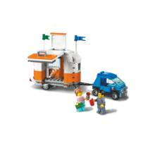 LEGO CITY 60258 TUNINGWORKSHOP