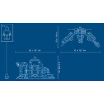 LEGO HS 70430 DE NEWBURY METRO