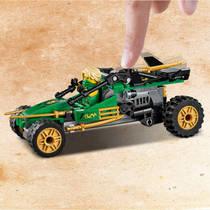 LEGO NINJAGO 71700 JUNGLEAANVALSVOERTUIG