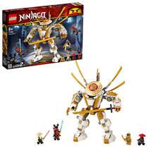 LEGO NINJAGO 71702 GOUDEN MECH