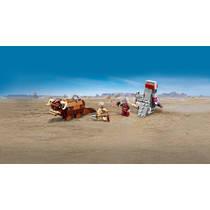 LEGO SW 75265 T-16 SKYHOPPER VS. BANTHA