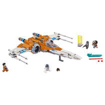 LEGO SW 75273 POE DAMERONS X-WING FIGHTE