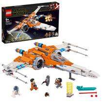 LEGO Star Wars Episode IX Poe Damerons X-wing Fighter 75273