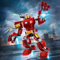 LEGO SH 76140 AVENGERS IRON MAN MECH