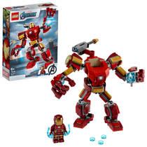 LEGO Marvel Avengers Movie 4 Iron Man Mecha 76140