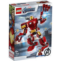 LEGO Marvel Avengers Movie 4 Iron Man Mecha 76140