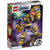 LEGO Marvel Avengers Movie 4 Thanos Mecha 76141