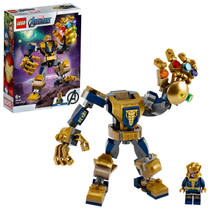 LEGO Marvel Avengers Movie 4 Thanos Mecha 76141