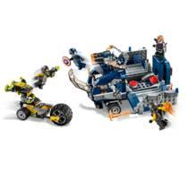 LEGO SH 76143 AVENGERS TRUCK