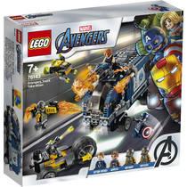 LEGO Marvel Avengers Movie 4 Avengers vrachtwagenvictorie 76143