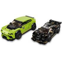 LEGO SC 76899 LAMBO URUS ST-X & HURACAN