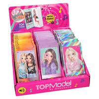TOPModel mini kleurboek met geluid