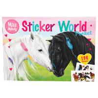 Miss Melody Stickerworld boek