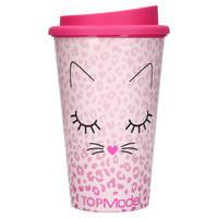 TOPModel drinkbeker to-go CAT