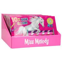 Miss Melody 10 stuks kleurpotloden