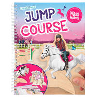 Miss Melody Create your Jump Course boek