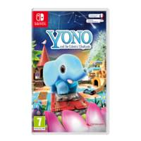 Nintendo Switch Yono and the Celestial Elephants