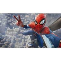 PS4 MARVEL SPIDERMAN GOTY