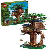 LEGO Ideas boomhut 21318