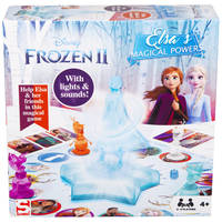 FROZEN 2 ELSA'S MAGIC POWERS GAME