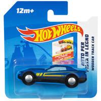 HOTWHEELS WOODEN CAR