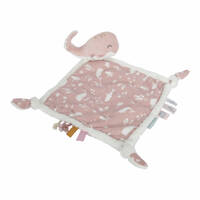 Little Dutch walvis knuffeldoek - roze