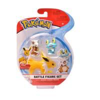 Pokémon gevechtsfiguren Serie 5 Froakie + Cubone + Jolteon