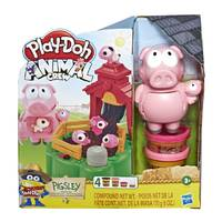 Play-Doh Animal Crew Biggenbende boetseerklei set