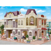 FASHION PLAYSET TOWN GIRL SERIES - TUXED