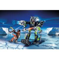 PLAYMOBIL 70233 ARCTIC REBELS SNEEUWROBO