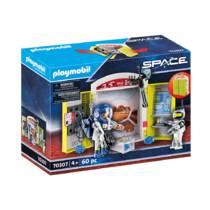 PLAYMOBIL Space speelbox ruimtestation 70307