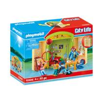 PLAYMOBIL City Life speelbox kinderdagverblijf 70308