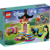 LEGO Disney Princess Mulans trainingsplaats 43182