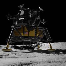 LEGO CREATOR 10266 NASA APOLLO MAANLANDE