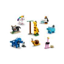 LEGO 11011 STENEN EN DIEREN