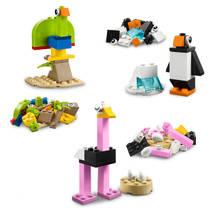 LEGO CLASSIC 11011 STENEN EN DIEREN